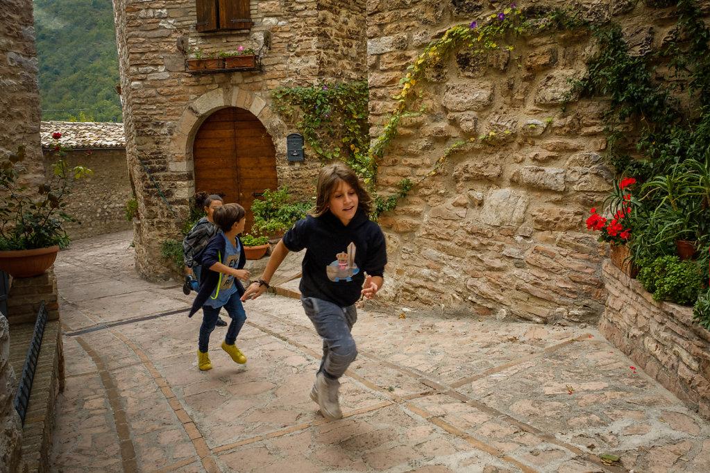Umbria. Italy